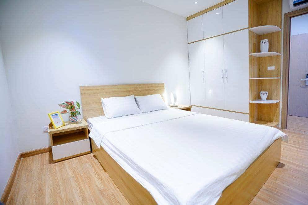 căn hộ dịch vụ - homestay tại greenbay premium