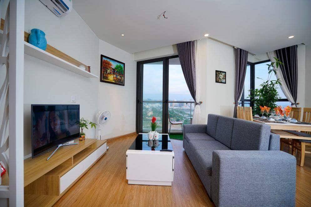 Cách trang trí đối với khu vực phòng khách