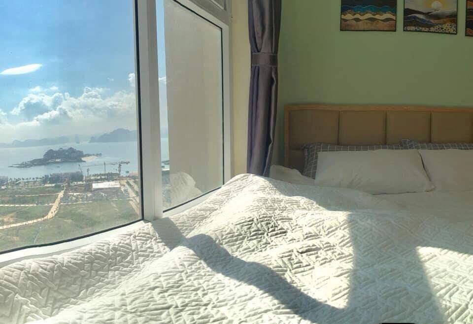 Homestay phòng 2 ngủ tòa C tầng 20 Newlife Tower