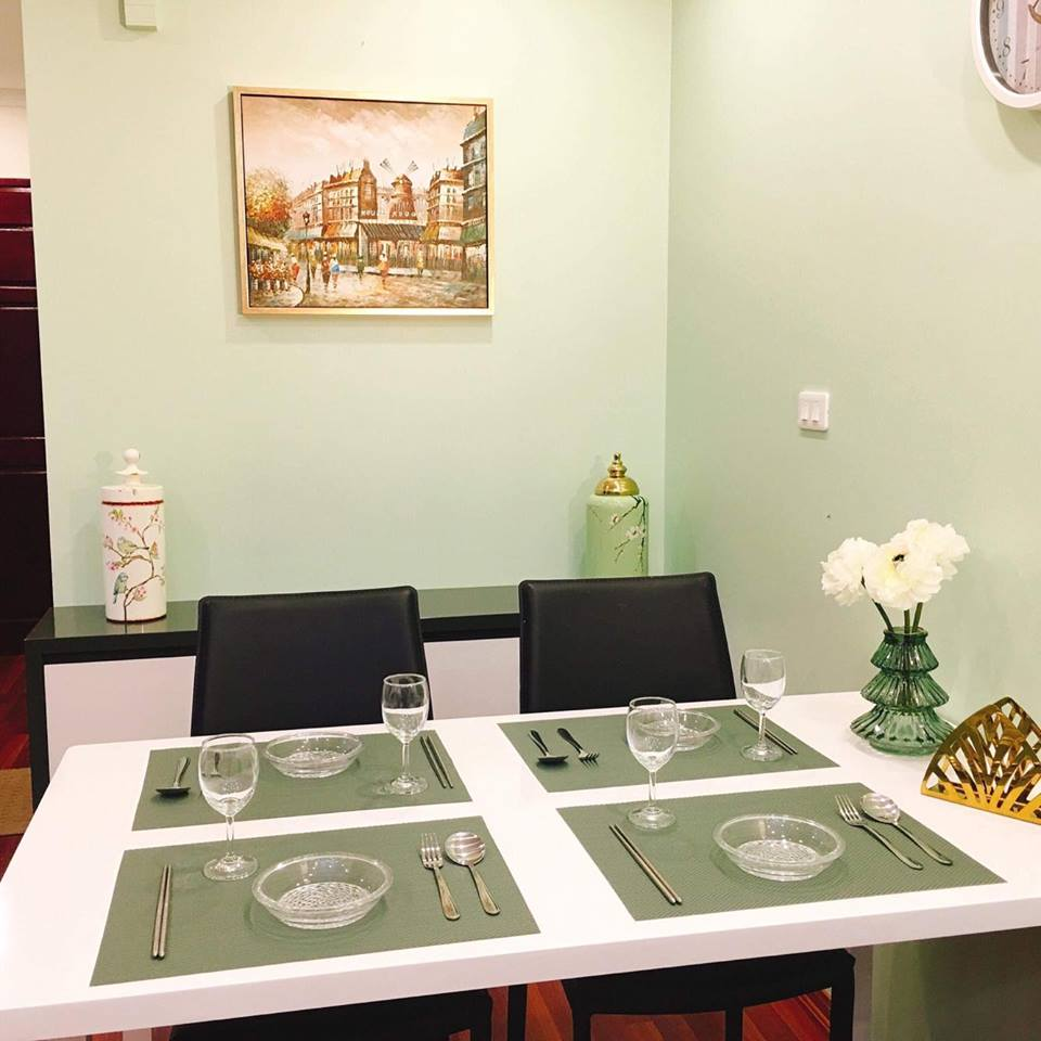 homestay Newlife tower tầng 20