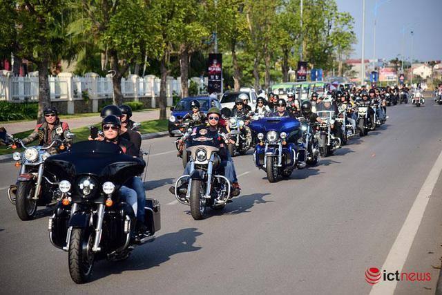 dự đại hội mô tô toàn quốc và Car Passion 2019