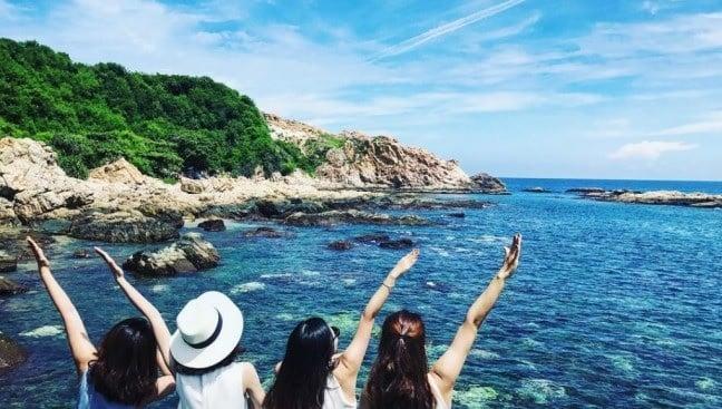 cao điểm mùa du lịch hè