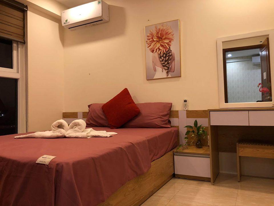 phòng ngủ thứ 2 tại candy house homestay