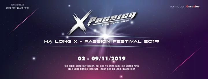 hạ long x - passion festival 2019