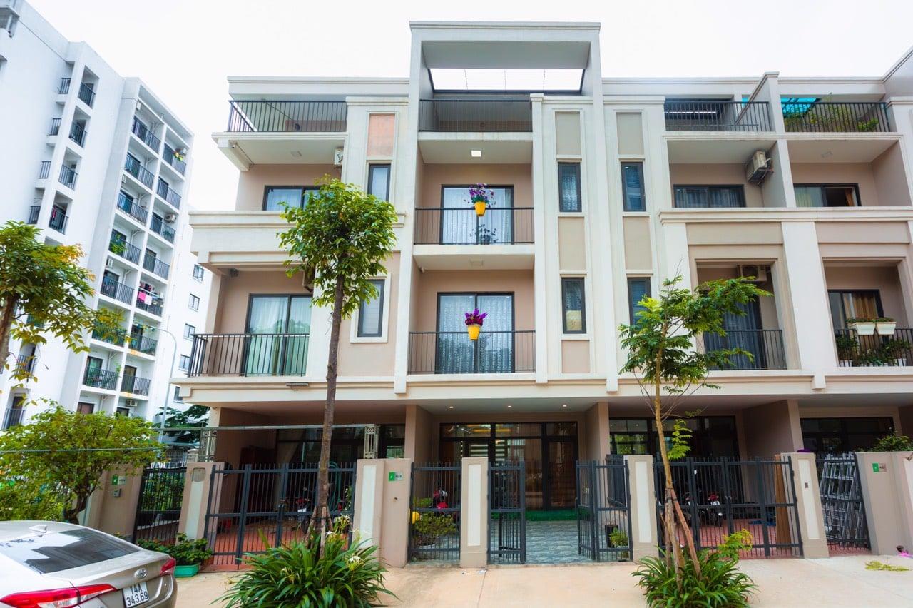 cho thuê biệt thự 4 phòng ngủ khu Bim Hùng Thắng, Hạ Long, Quảng Ninh