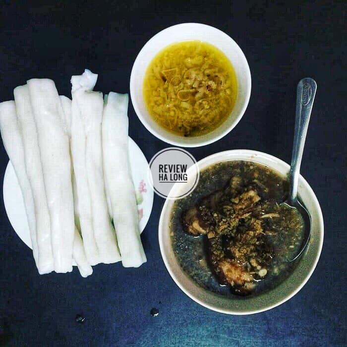 """Bánh """"gật gù"""" – đặc sản Quảng Ninh tại phố Hòa Bình, thị trấn Tiên Yên!"""