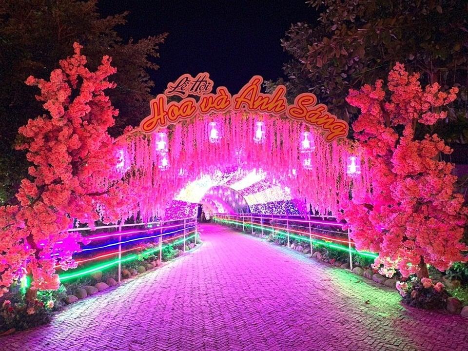 lễ hội ánh sáng hạ long 2019