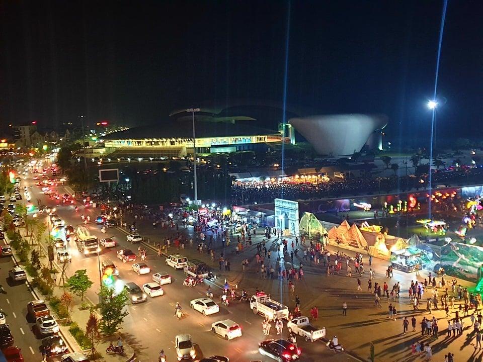lễ hội ánh sáng hạ long rực rỡ sắc màu