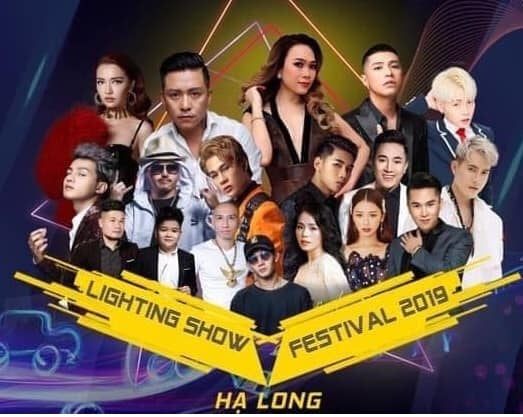 quân 1.p bị loại khỏi lighting show festival 2019
