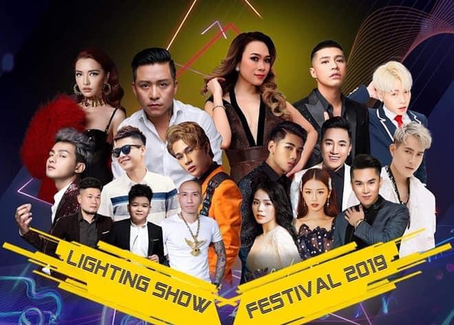 lighting show festival 2019
