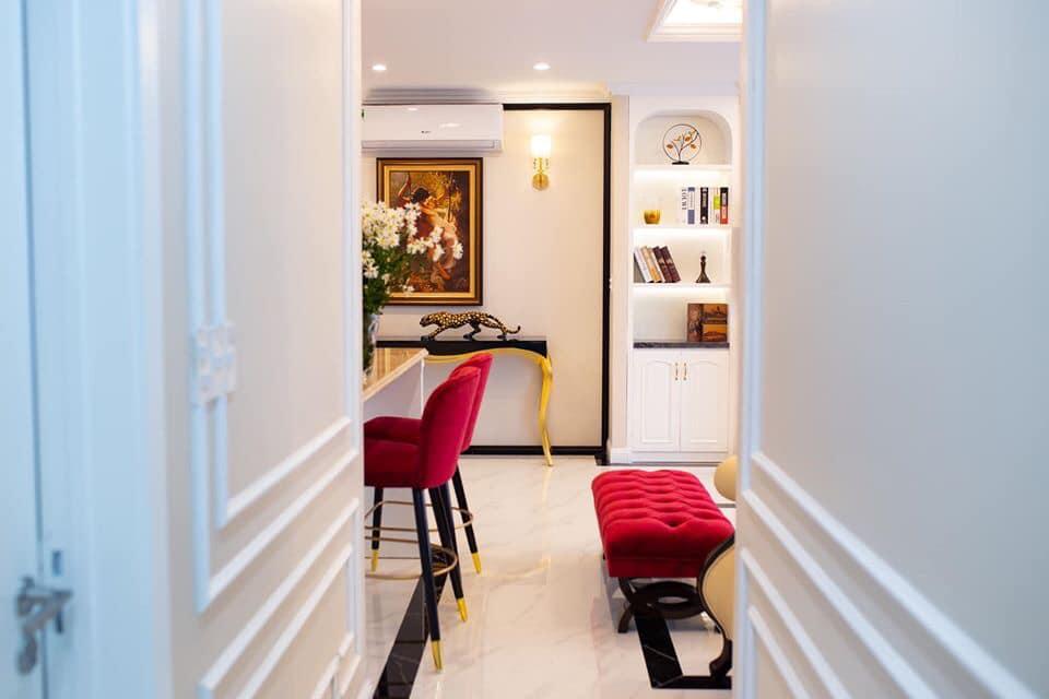 Không gian căn hộ homestay aqua sapphire hạ long