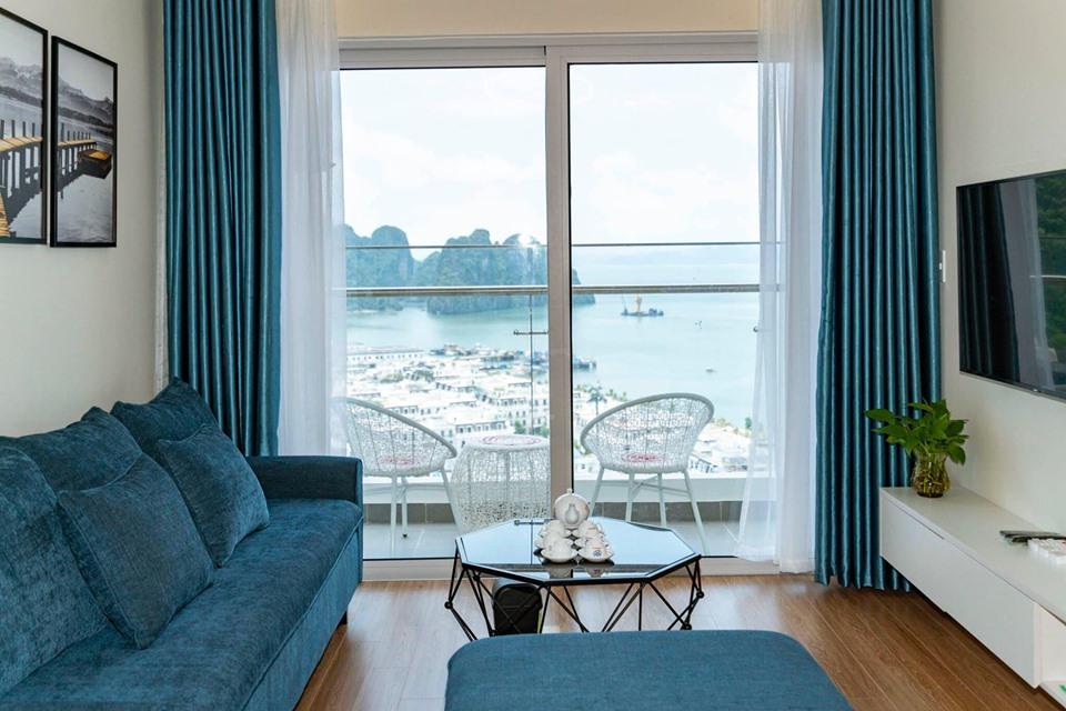 homestay view biển tại hạ long