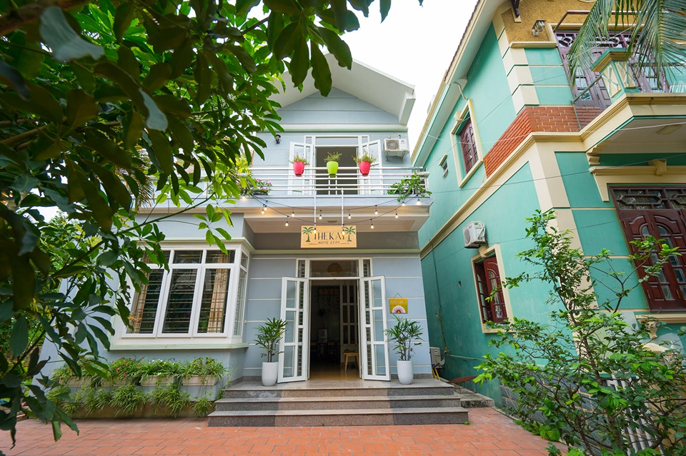 the kây homestay hạ long