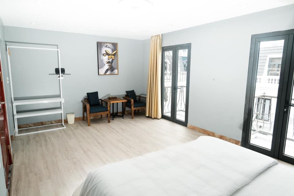 Phòng ngủ thứ nhất của memory villa