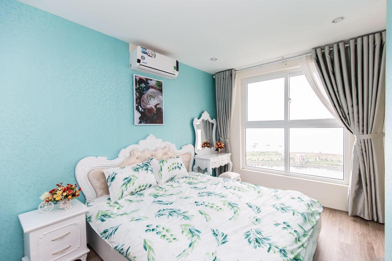 phòng ngủ thứ 1 của homestay 2611A newlife