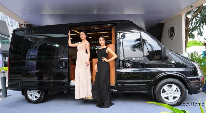 Phương tiện di chuyển Hà Nội Hạ Long