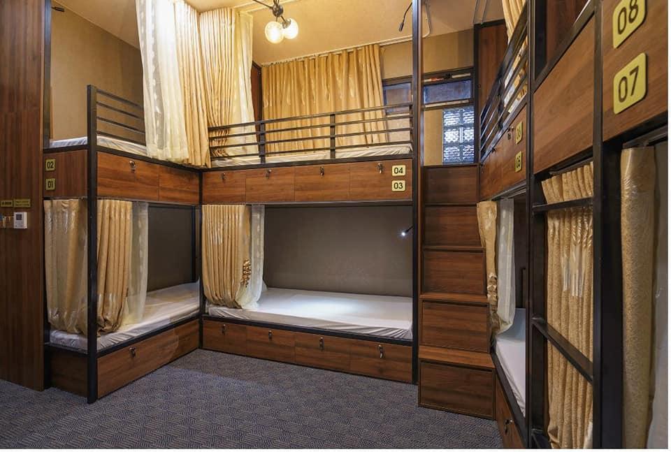 phòng dorm tại BBQ Hostel Villa Hạ Long