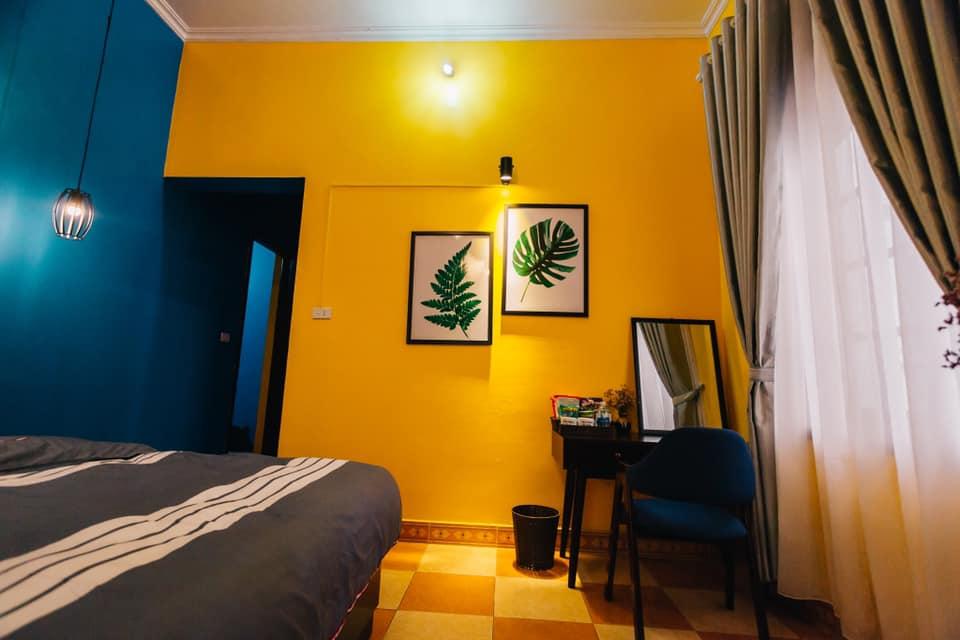 phòng ngủ số 3 của villa 1900