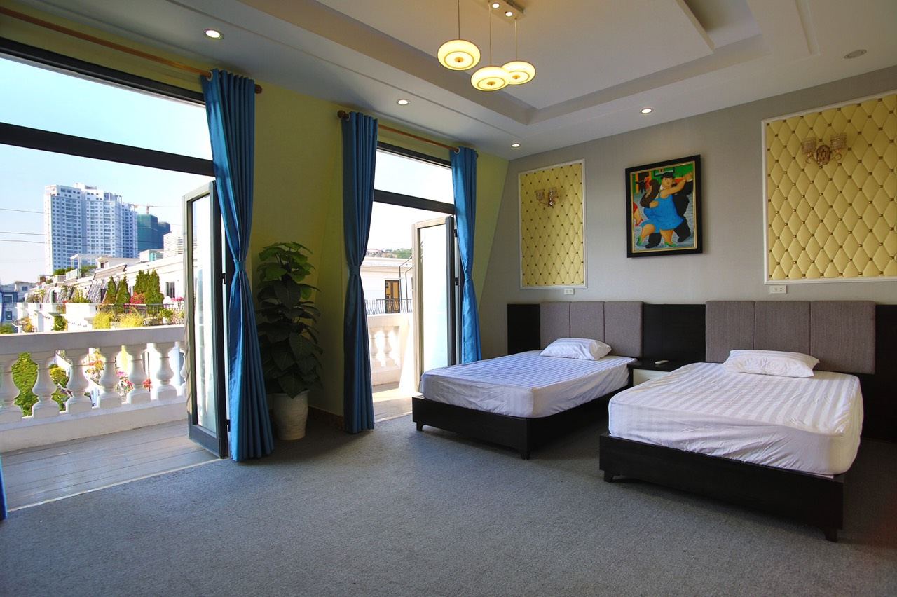 phòng ngủ thứ 4 của căn hộ
