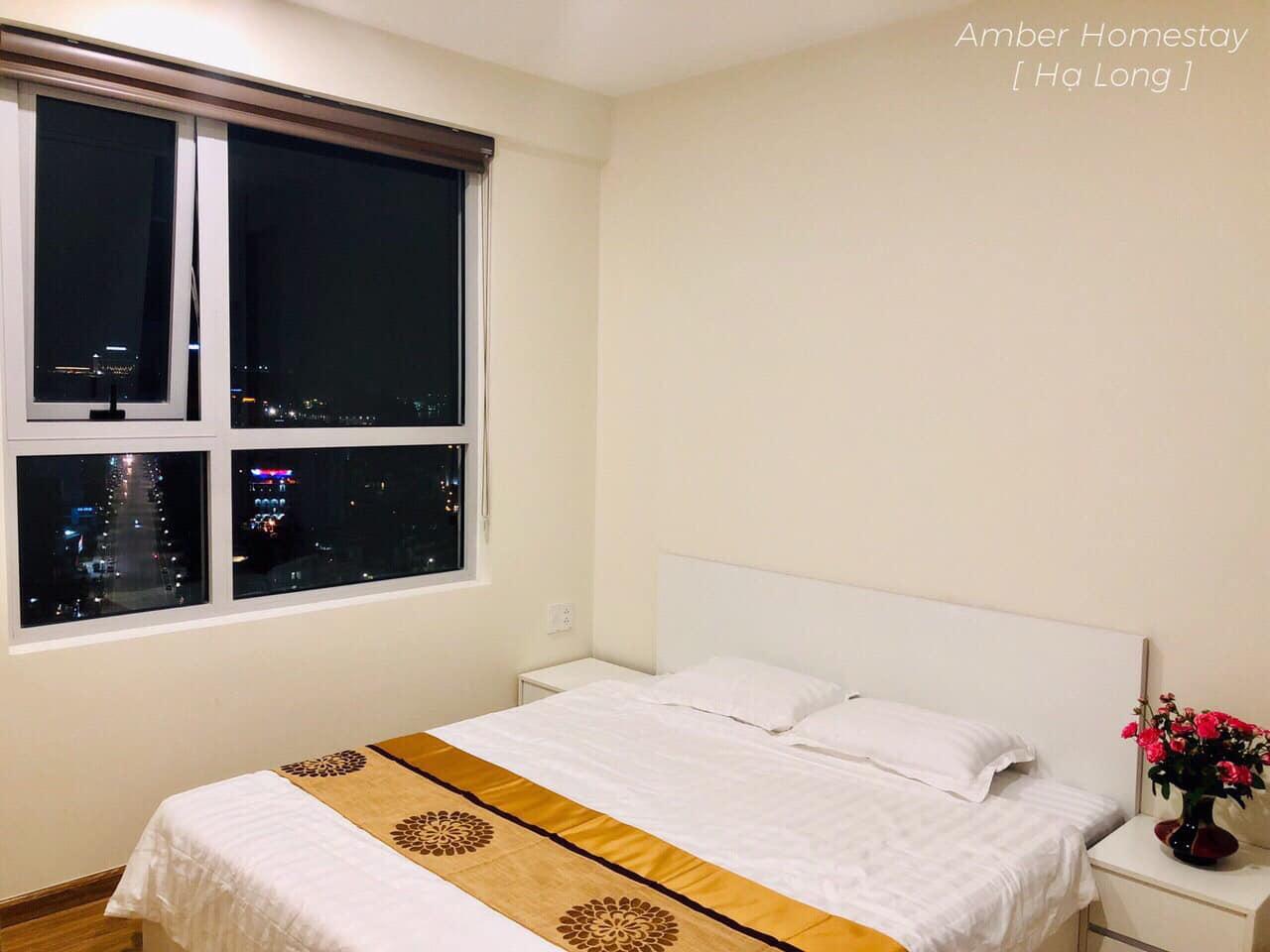 Phòng ngủ thứ 1 của amber homestay