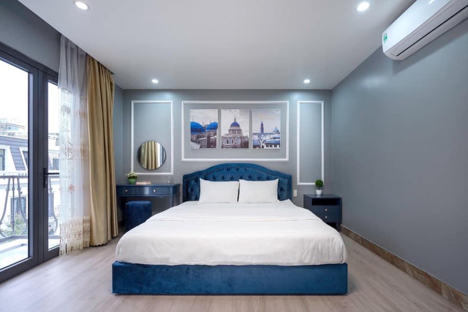 Phòng ngủ số 2 tại memory villa