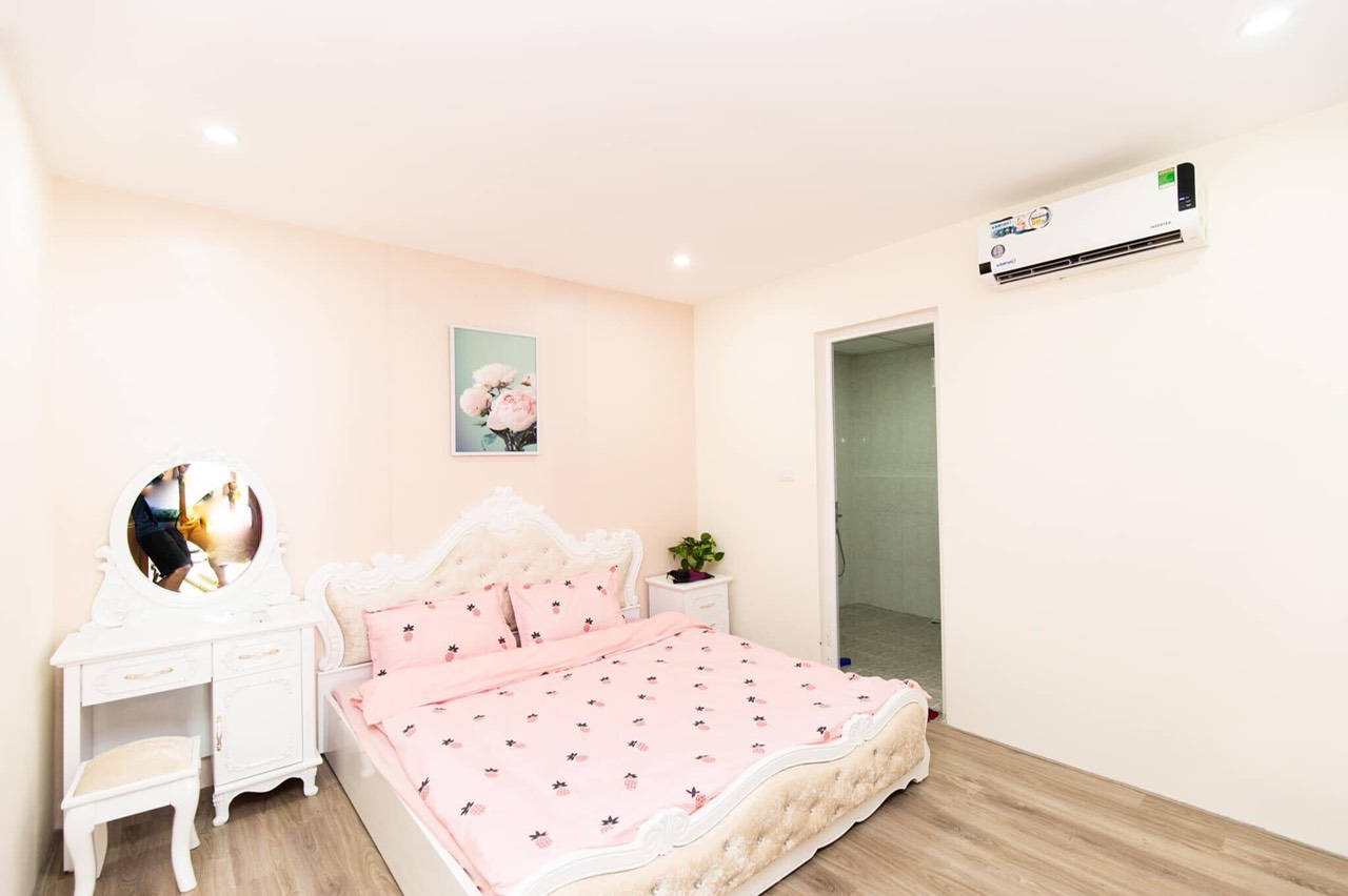 Phòng ngủ thứ 2 của homestay 2611A newlife
