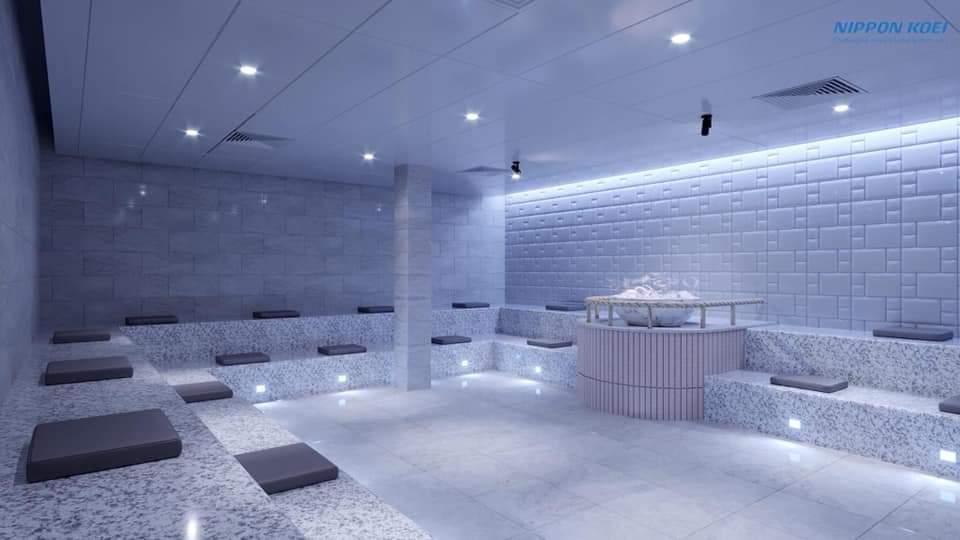 Lợi ích từ tắm khoáng nóng Onsen quang hanh