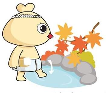 Lưu ý trước khi vào bồn tắm Onsen