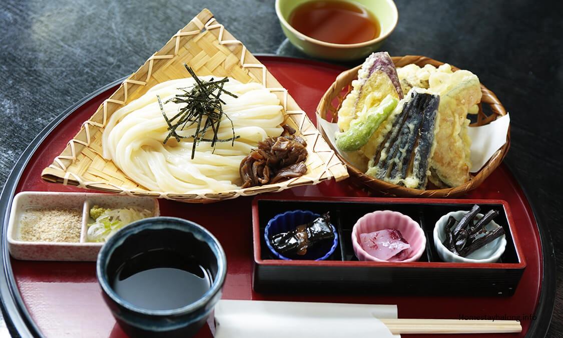 văn hóa ẩm thực tại Onsen quang hanh