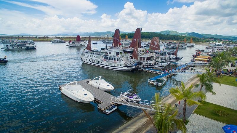 cảng tàu tuần châu 2 (Cảng tàu khách nhân tạo Quốc tế Tuần Châu)