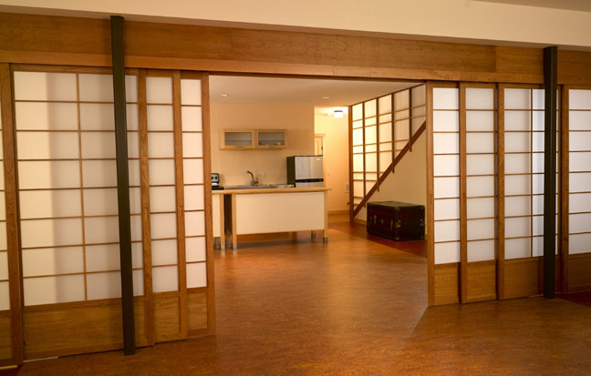 cửa trướt Shoji