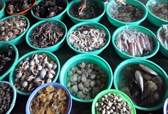 chợ vườn đào