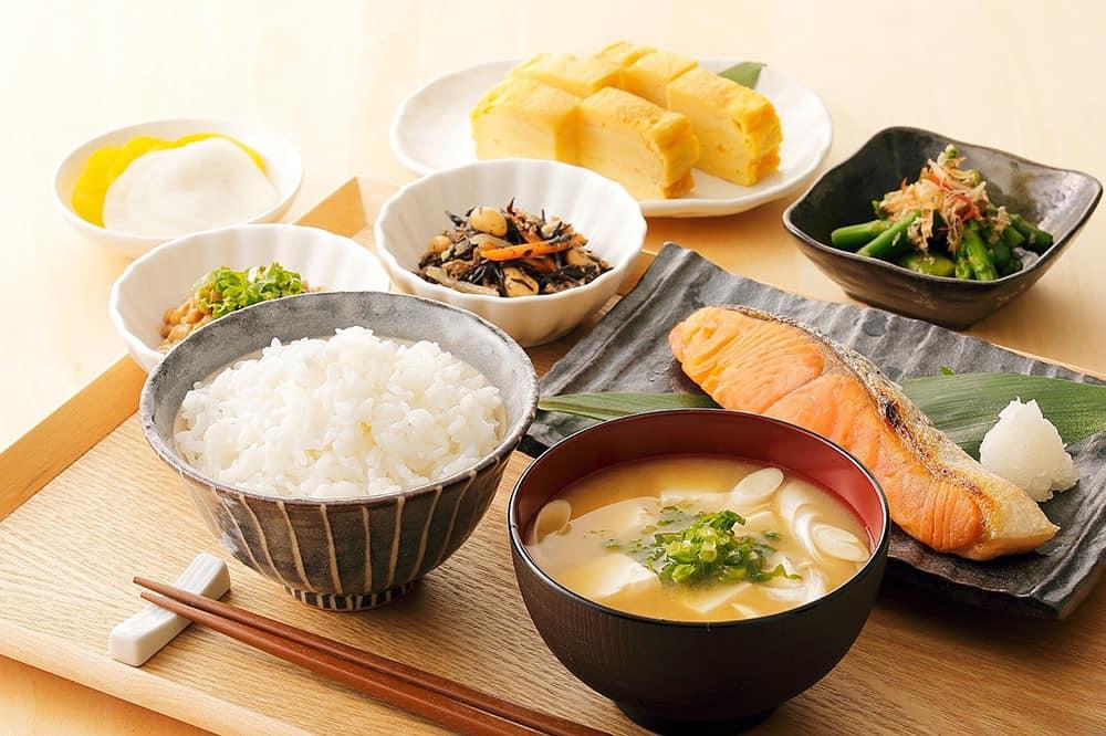 ẩm thực tại onsen quang hanh