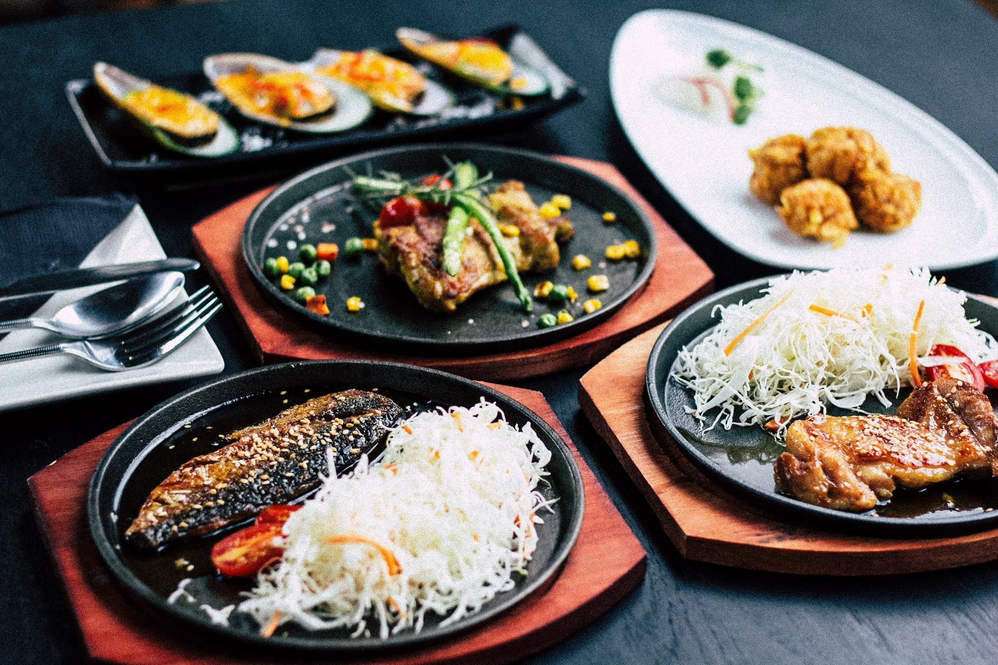 Teishoku - cơm phần