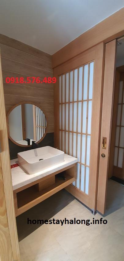 bàn trang điểm phòng cách nhật của Washitsu Itachi Onsen quang hanh