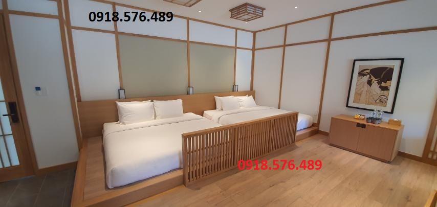 phòng ngủ 4 người lớn kazoku wasitshu