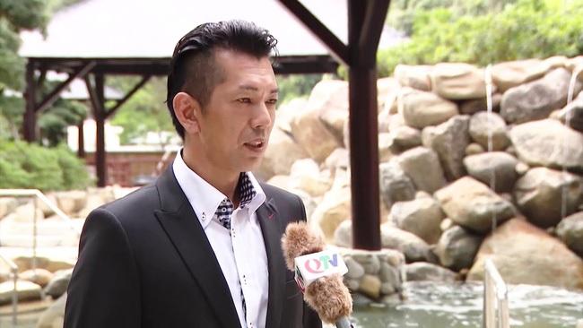 giám đốc người Nhật tại Yoko Onsen Quang Hanh