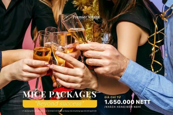 Du lịch hội họp Premier Village Hạ Long Bay Resort 2020