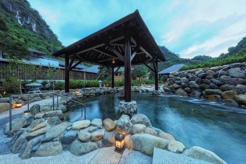 Suối khoáng nóng Yoko Onsen Quang Hanh Quảng Ninh